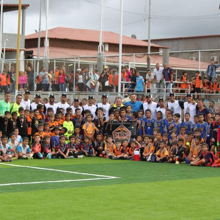 Dynamo Fútbol Club apuesta al crecimiento para el 2018