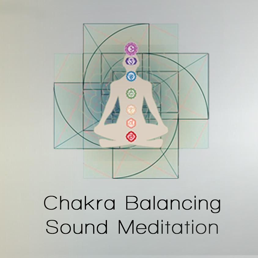Online! Chakra Balancing Sound Bath