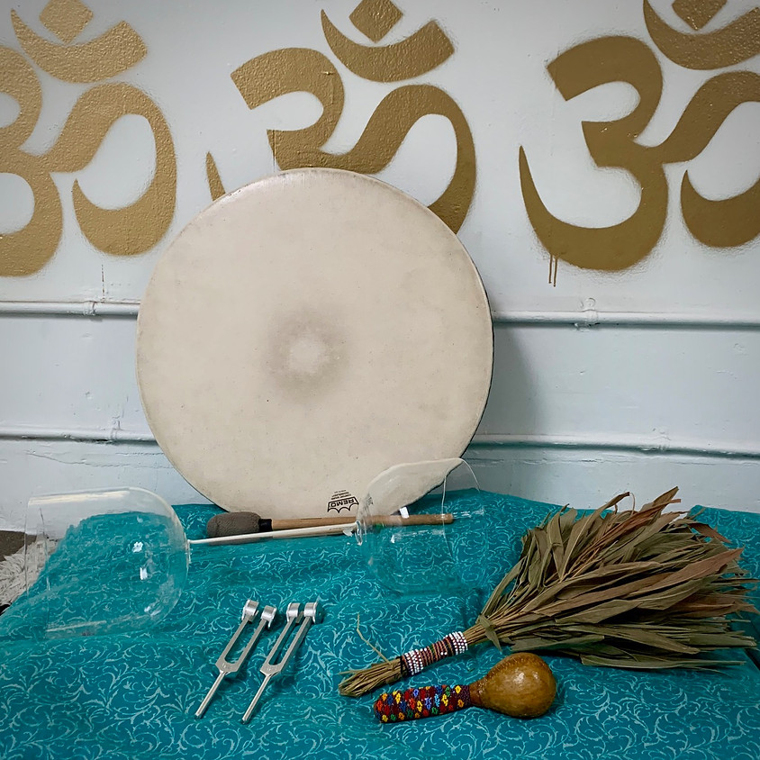 InnerFlow Breathwork infused with Sound Healing