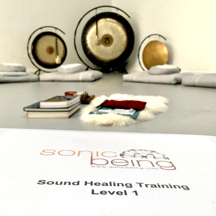 Sound Healing Training - October 2019