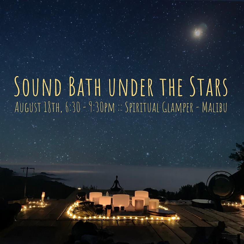 Sound Bath under the Stars