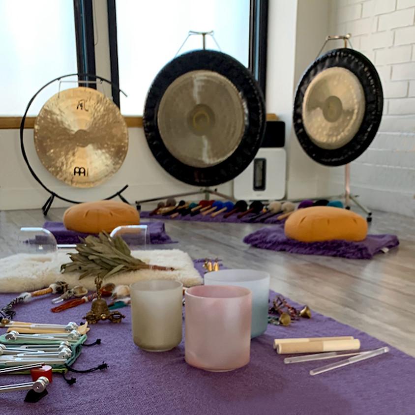 Sound Healing Training November 2021