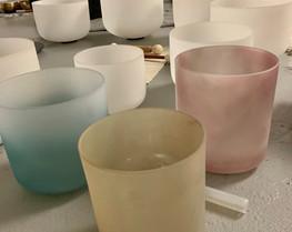 Alchemy Crystal Bowls