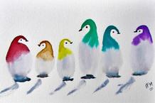 Rainbow Penguins 5x7.edit.jpg