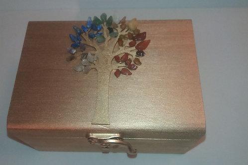 Caja el Árbol de la vida