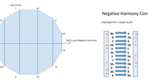 Negative Harmony Applications