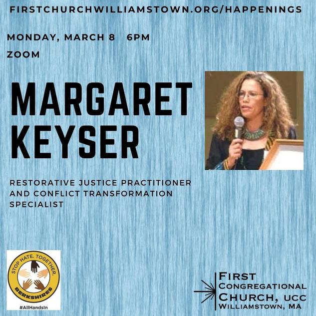 First Congregational Church Event