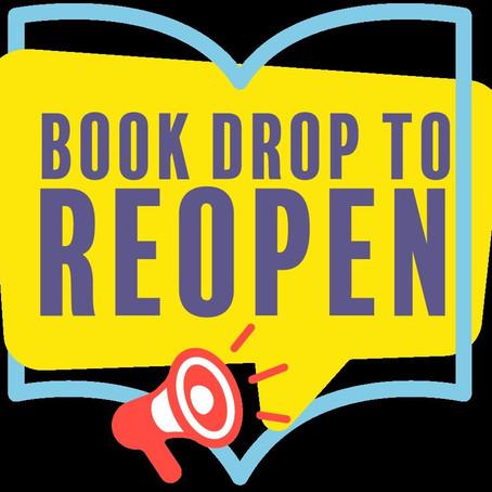 Library Returns start Monday, June 29th