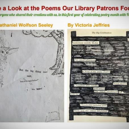 Poems Found 2021