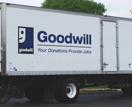 The Goodwill Truck is Back!