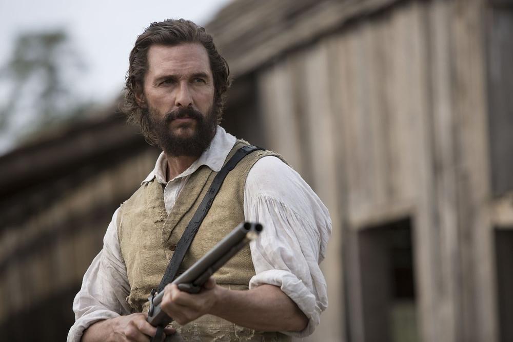 Matthew McConaughey in The Free State Of Jones