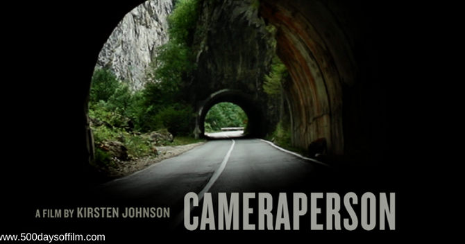 Eric does sound design for critically acclaimed and multi-award winning doc Cameraperson.