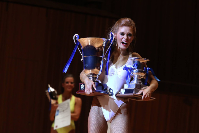 2013 Grand Champion - Phoebe Collins