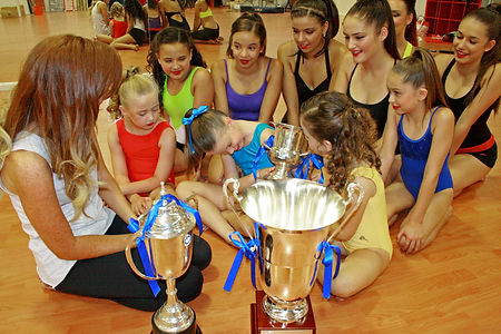 Grand Champion inspires future champions at Figtree Physie