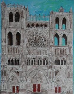 """""""Cathédrale Notre-Dame d'Amiens"""""""