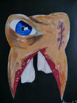 """Dents d'oeil"""