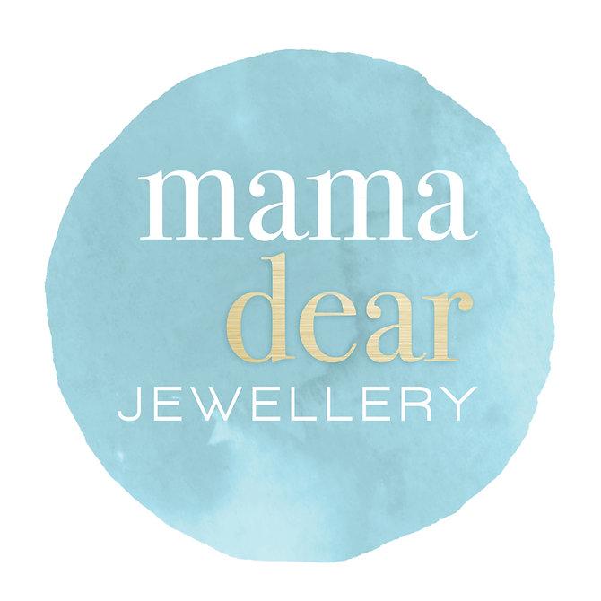 Mama Dear Jewellery Logo