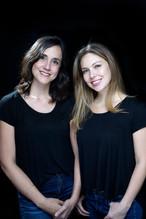 Ana Bracho y Paula Sánchez