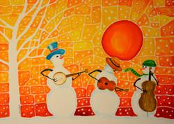 Snowman Band