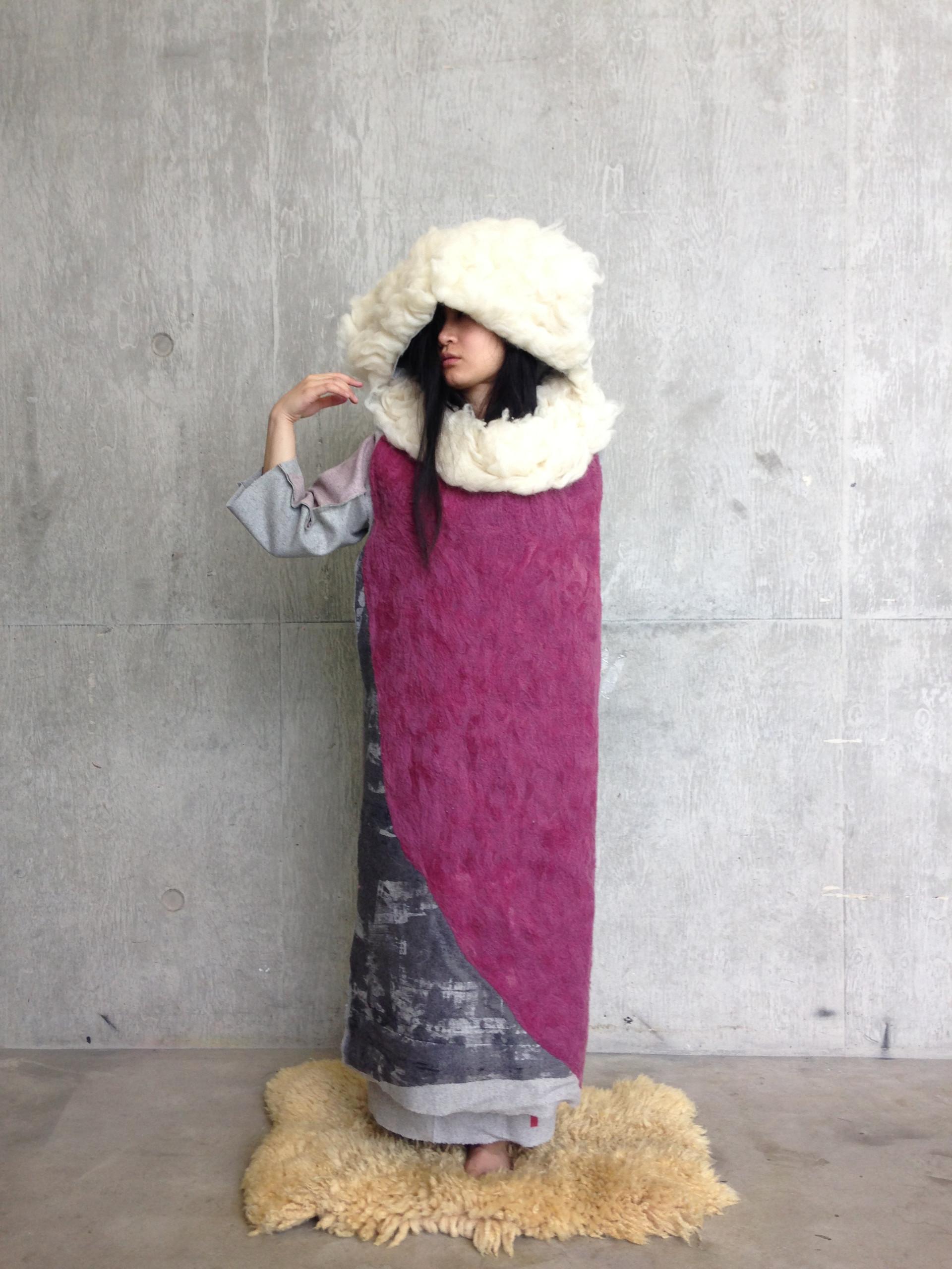 wearable blanket