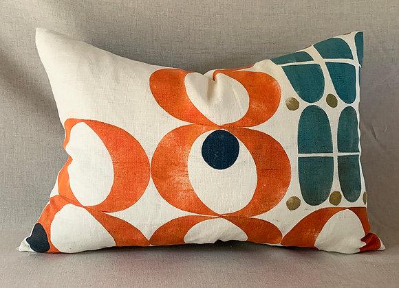 Cushion SweetSpot Orange oblong