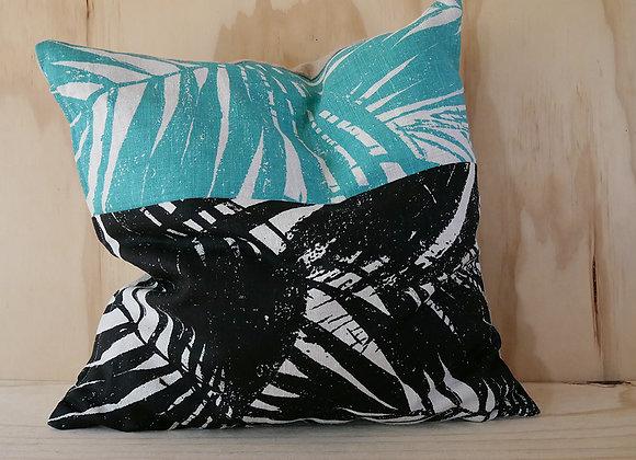 Large square canopy split cushion