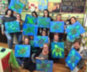 Brunswick Art Class