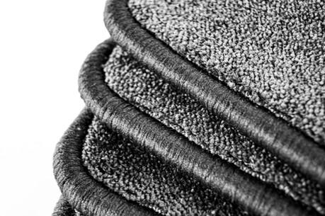 Festonneren zwart - TDL Karpetten