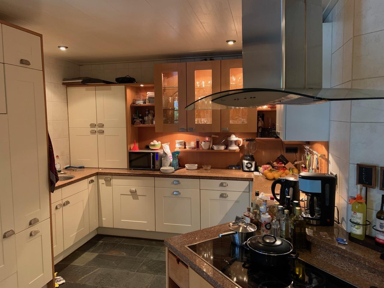 Oude keuken wordt verwijderd _ JPM Proje
