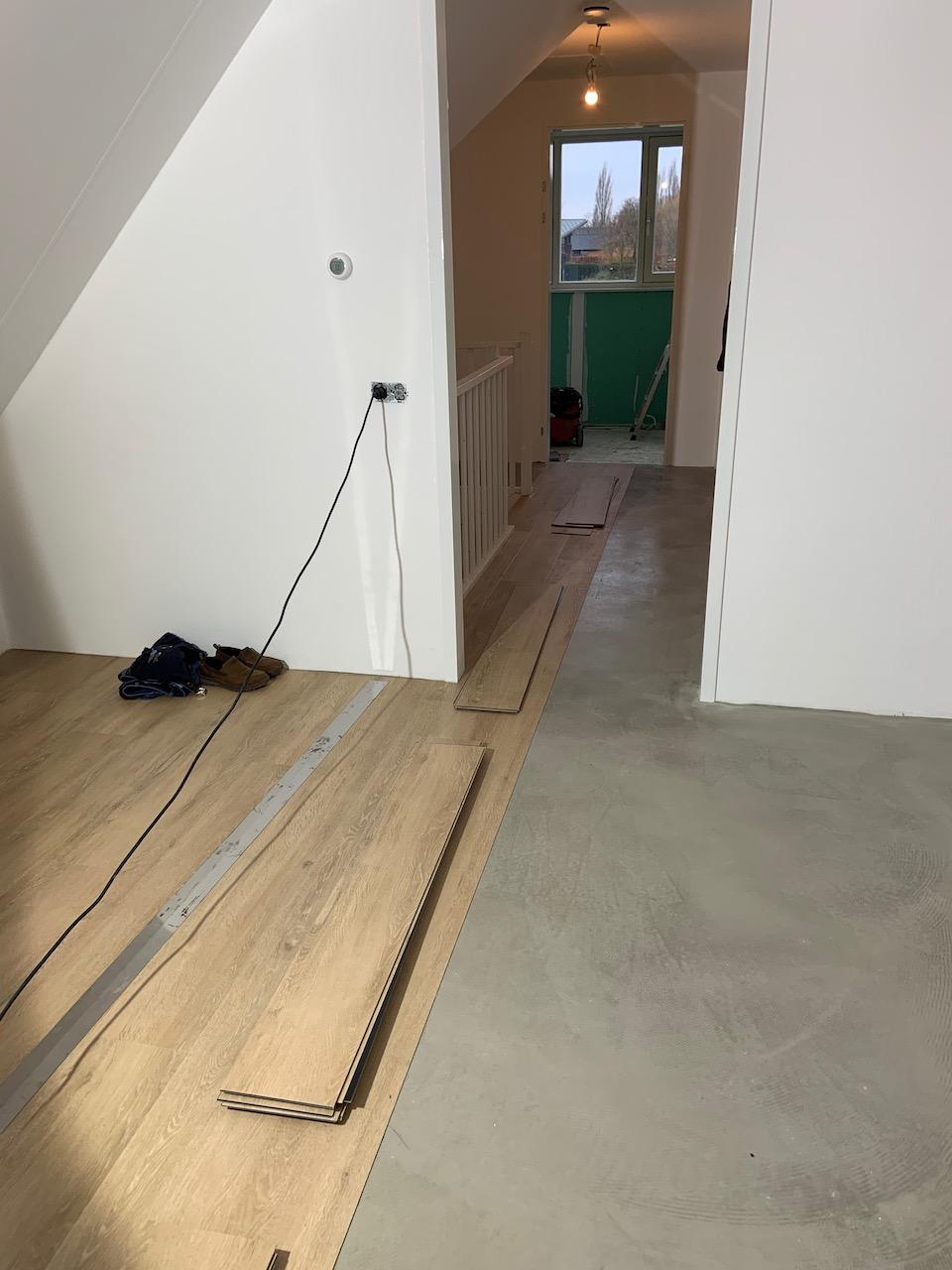 PVC vloer | JPM Projecten