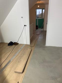 PVC vloer   JPM Projecten