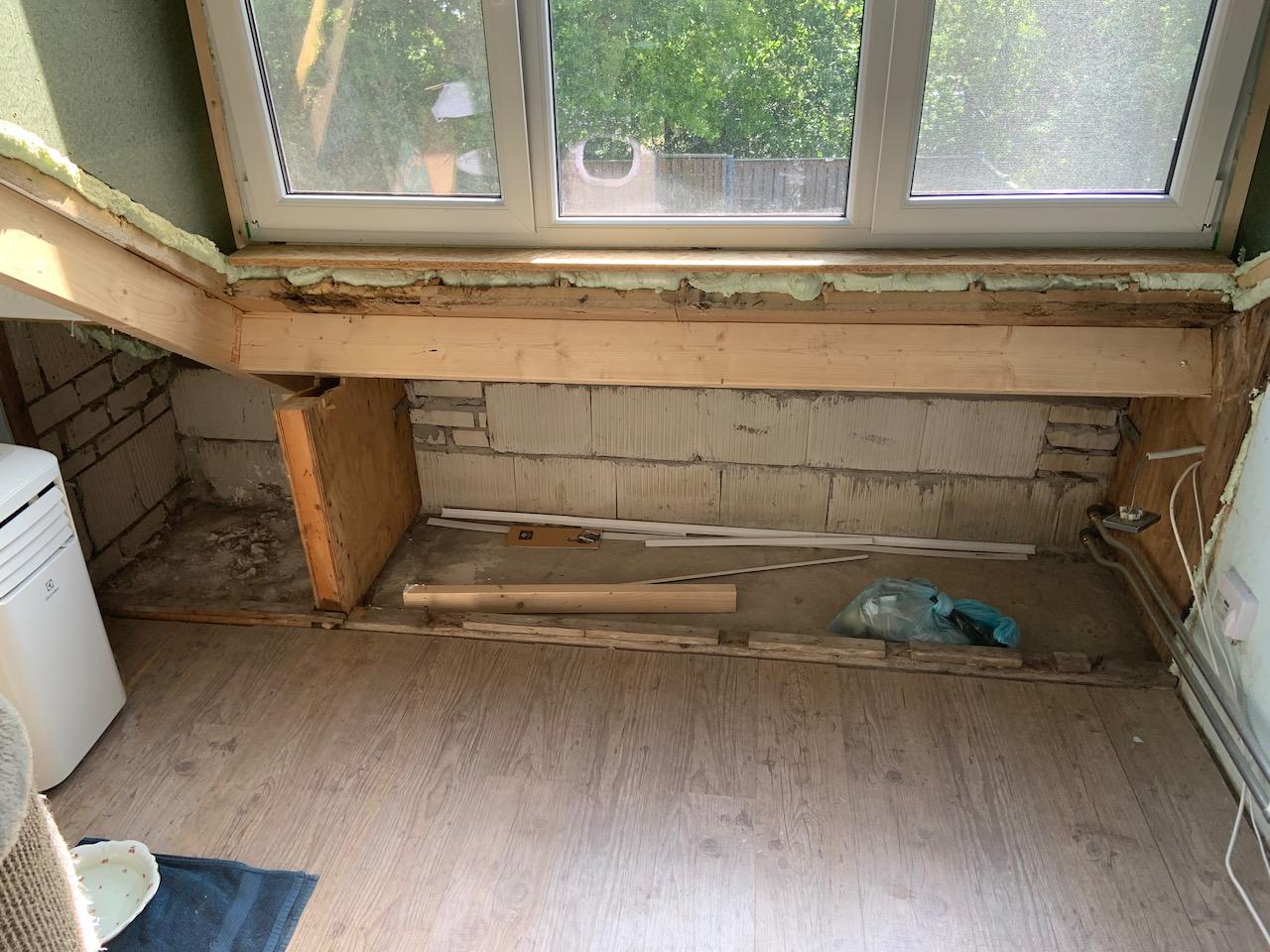 Kastenwand in dakkapel | JPM Projecten