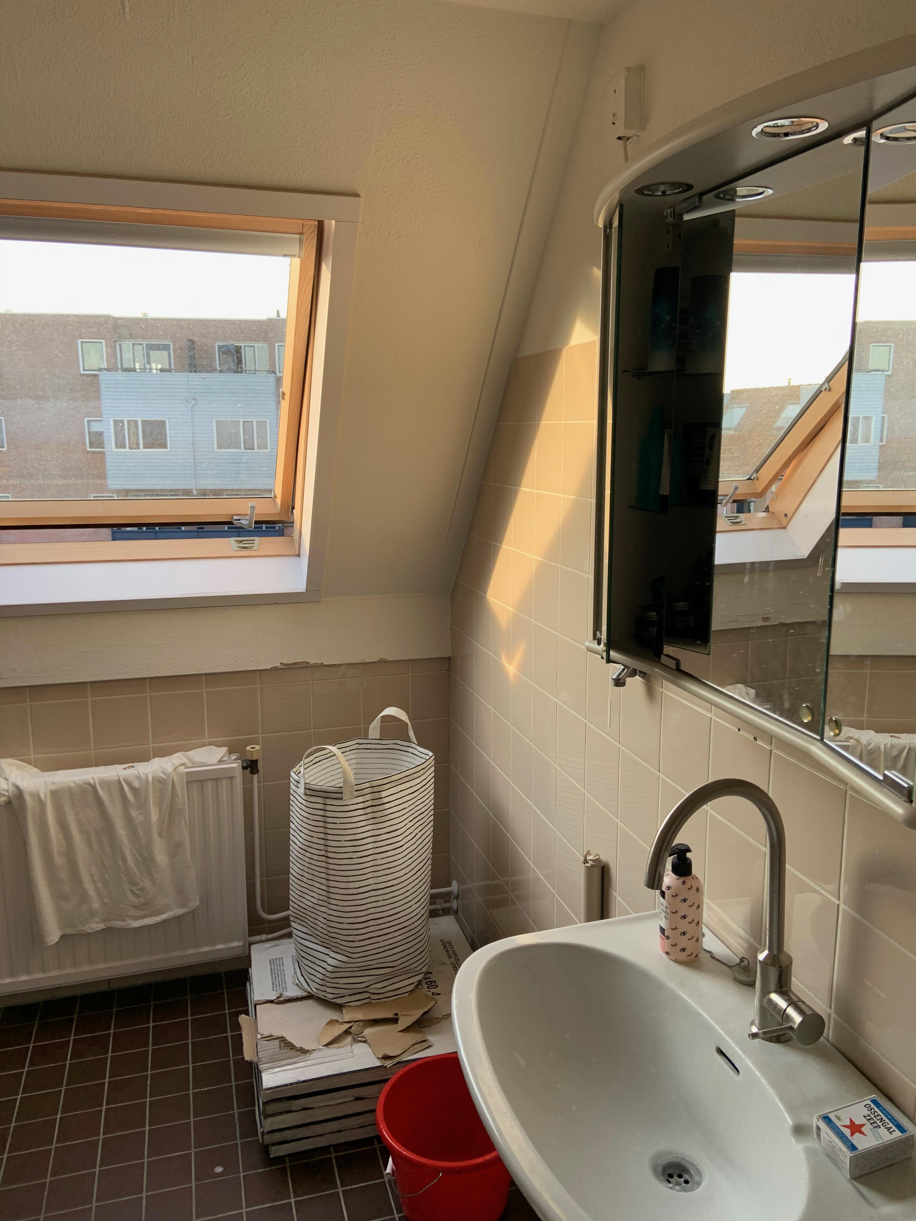 Oude badkamer | JPM Projecten