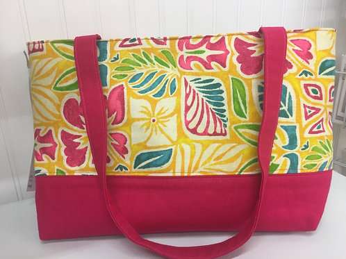 Tropical Everyday Tote