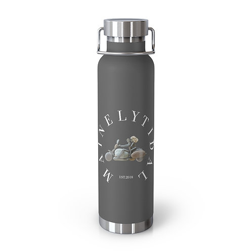 Mainely Tidal Biker Vacuum Insulated Bottle