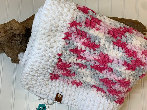 Baby throw blanket