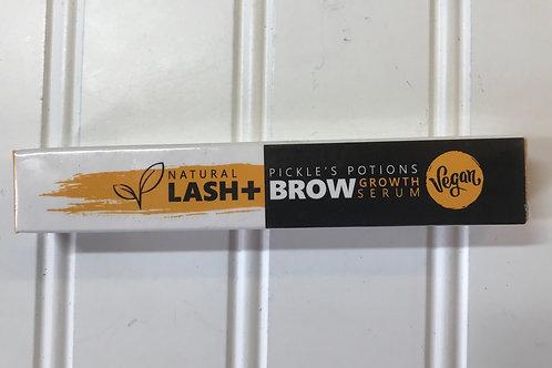 Natural Lash and Brow Growth Serum