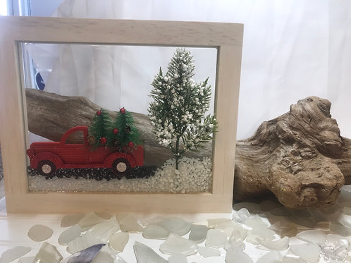 Farm Truck w/ Tree