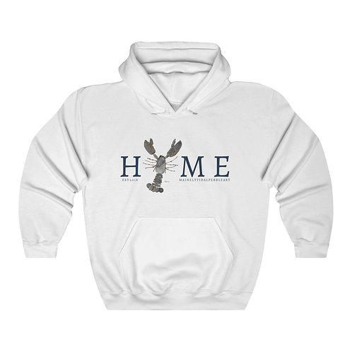 Mainely Tidal Rock Lobster Unisex Heavy Blend™ Hooded Sweatshirt