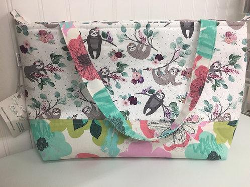 Sloth Everyday Tote Bag