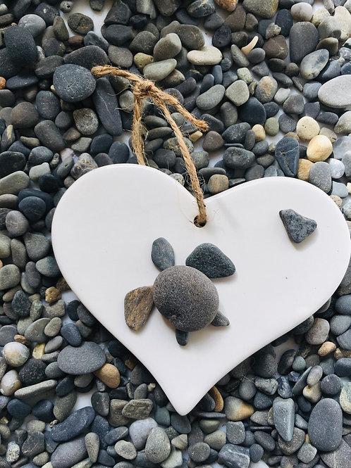 Turtle Ornament Ocean Art Kit