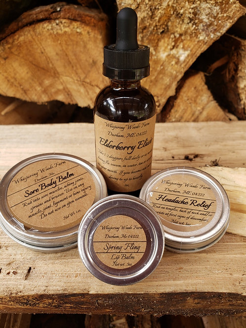 Mainely Essential Self-Care Gift Set