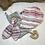 Thumbnail: Pink & Gray Baby Set