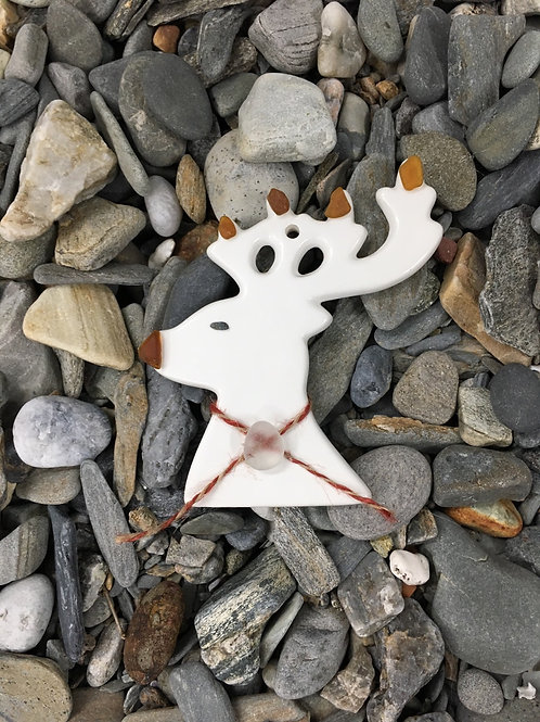 Reindeer Ornament (One ornament)