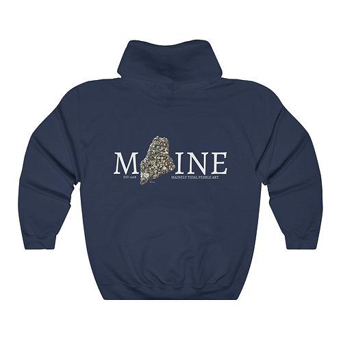 Maine Sweatshirt, Mainely Tidal Sweatshirt, Unique Sweatshirt