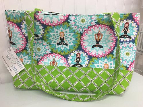 Yoga Everyday Tote Bag