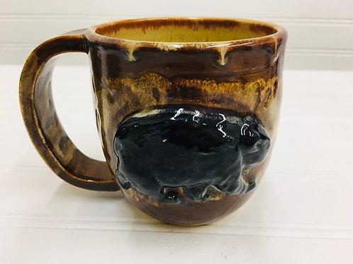 Maine Black Bear Mug
