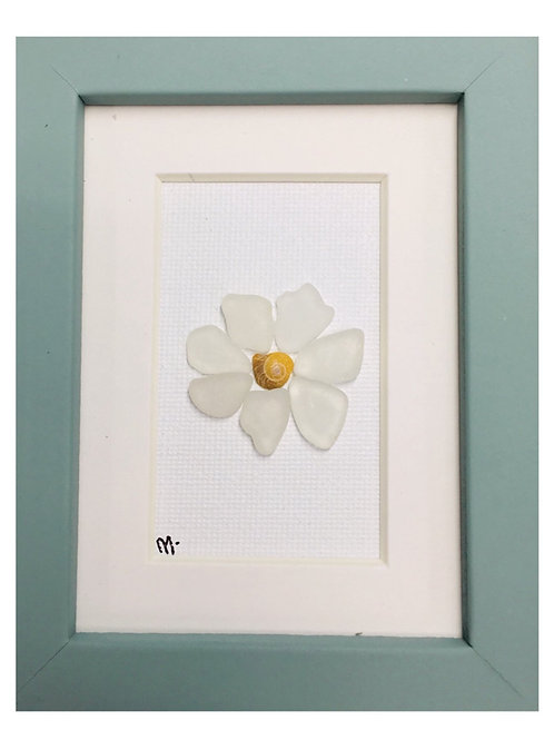 Greeting Card-Daisy Premium Quality Blank Inside