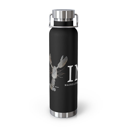Mainely Tidal Rock Lobster 22oz Vacuum Insulated Bottle