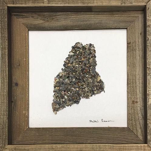 Maine-Barn Wood 8x8
